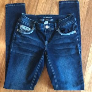 Maurice's skinny jeans size xsmall R